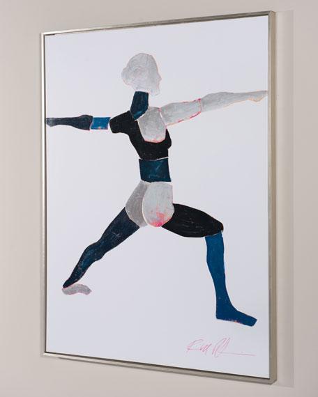 "RFA Fine Art ""Warrior"" Giclee Art"