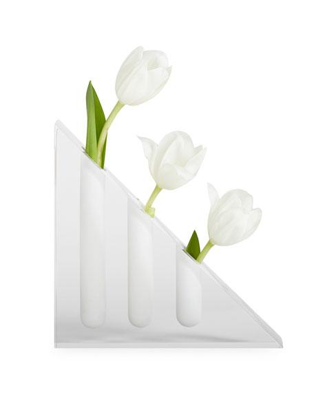 Jonathan Adler Bel Air Wedge Vase