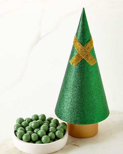 Glitter Christmas Tree of Chocolate