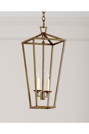 Chapman & Myers Darlana Medium Tall Lantern