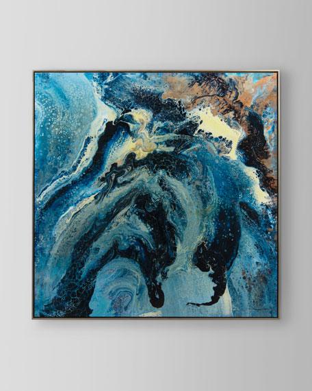"John-Richard Collection ""Waves of Illusion"" Canvas Art by Maryann Moeeni"
