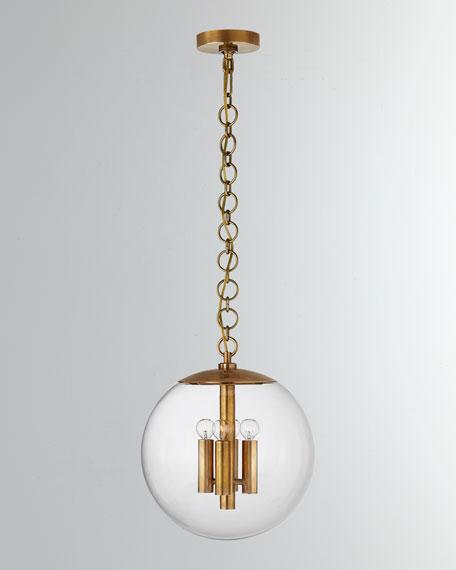 Turenne Medium Globe Pendant