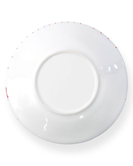 Vietri Striped Dinner Plate