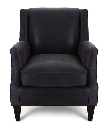 Bradington-Young Gerry Leather Chair