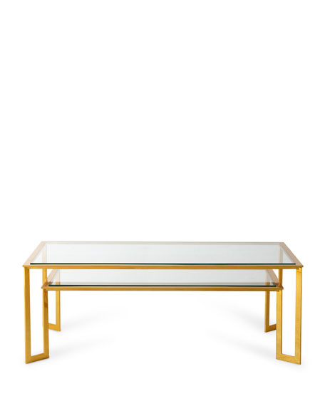 Eternity Glass Coffee Table