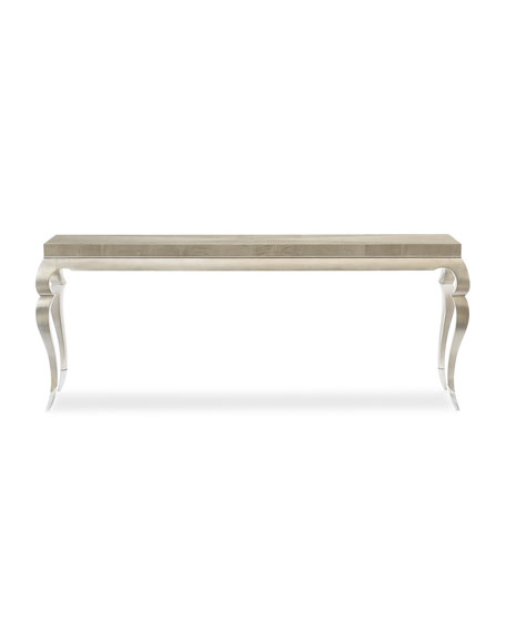 caracole She's Got Legs Console Table