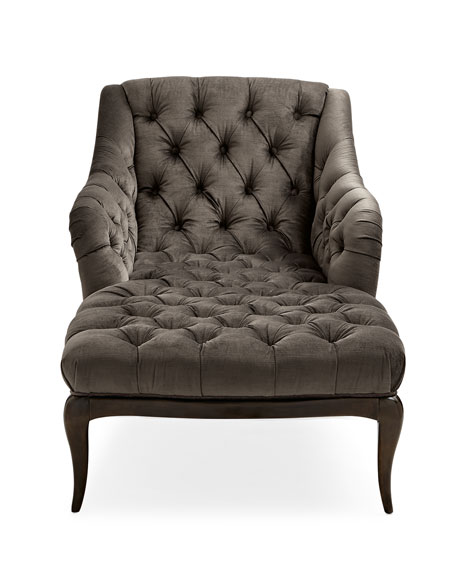 caracole All Buttoned Up Chaise