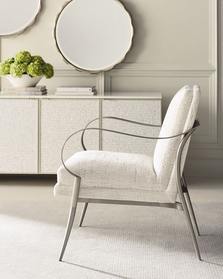 caracole In One Fell Swoop Accent Chair