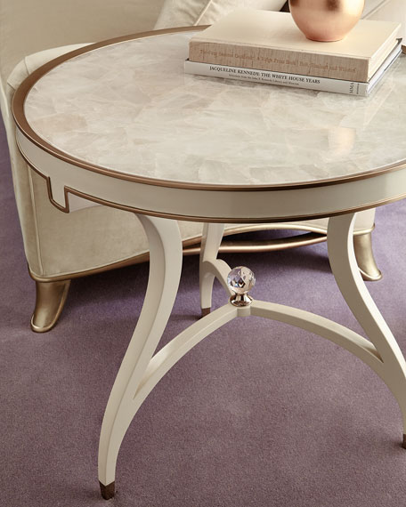 caracole The Ladies Side Accent Table