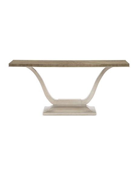 caracole Avondale Console Table