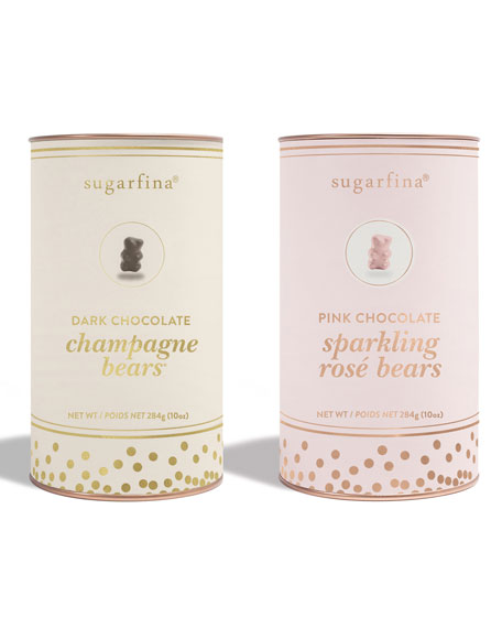 Sugarfina Sweet and Sparkling Bears Set