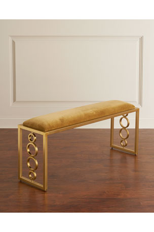 Outstanding Bedroom Benches At Neiman Marcus Machost Co Dining Chair Design Ideas Machostcouk