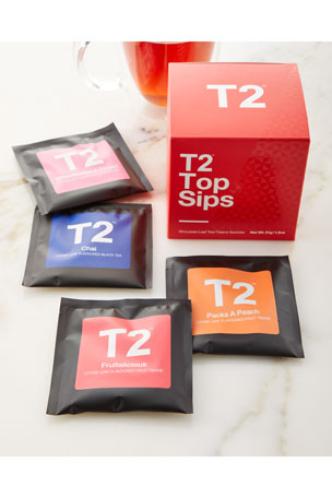 T2 Tea T2 Top Sips Tea Box
