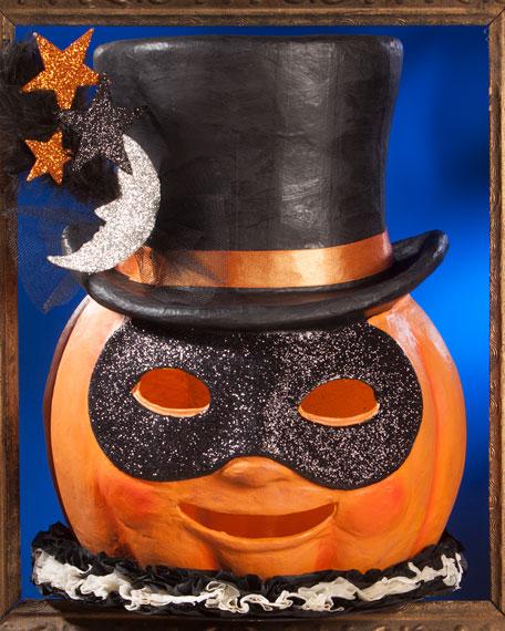 Bethany Lowe Magic Halloween Jack-O-Lantern