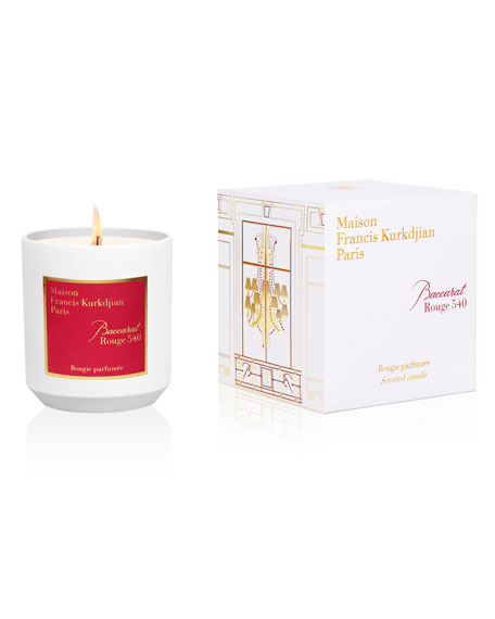 Maison Francis Kurkdjian Exclusive Baccarat Rouge 540 candle