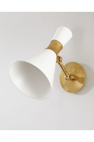 Visual Comfort Liam Small Articulating Sconce