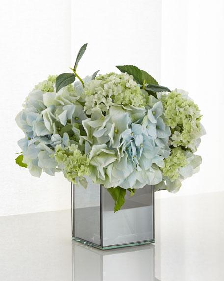 John-Richard Collection Lavender Mist Floral Arrangement