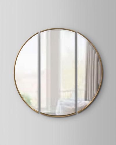Tarskis Triptych Mirror