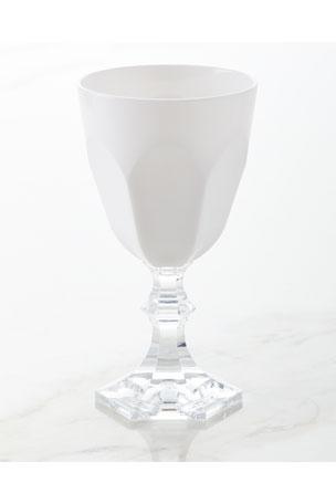Mario Luca Giusti Dolce Vita Acrylic Water Goblet