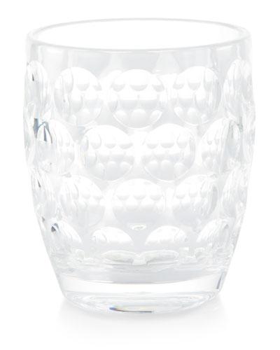 Lente Acrylic Tumbler  Clear