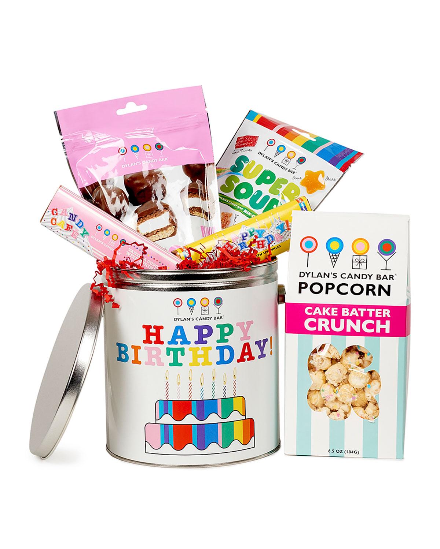 Dylans Candy BarHappy Birthday Bucket