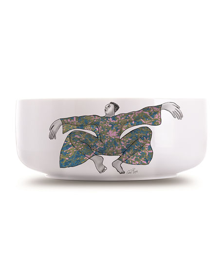 Carrol Boyes Far Reaching Salad Bowl