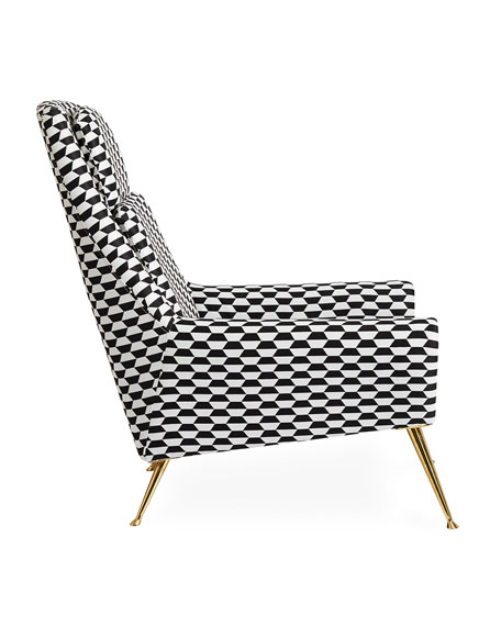 Jonathan Adler Ultra Lounge Chair