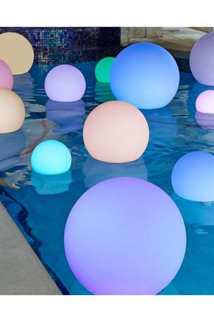 "LED Glowball, 16"""
