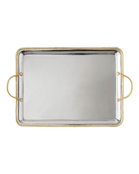 Juliska Periton Serveware Handled Platter