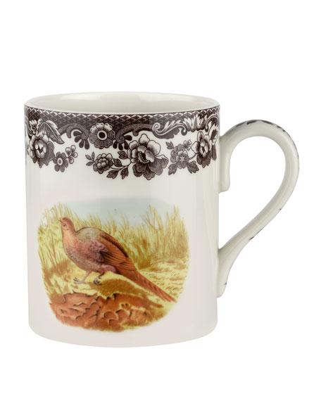 Spode Woodland Pheasant/Grouse Mug