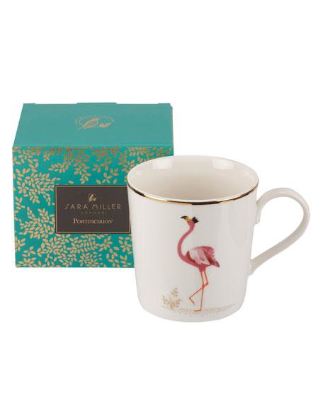 Spode Flamboyant Flamingo Mug