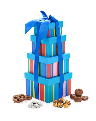 Sweet Treat Tower
