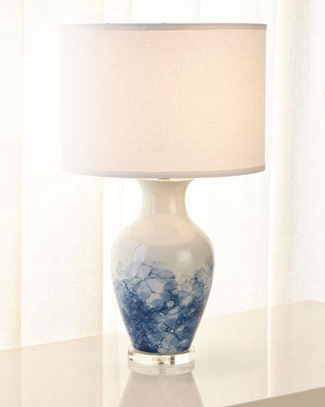 Jamie Young Ceramic Table Lamp