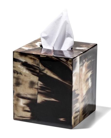 LADORADA Horn Tissue Box Cover