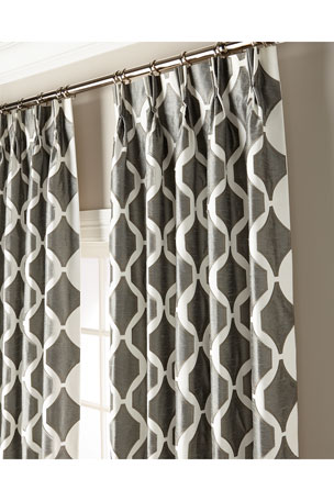 "Misti Thomas Modern Luxuries Pascale 108"" Curtain Panel"