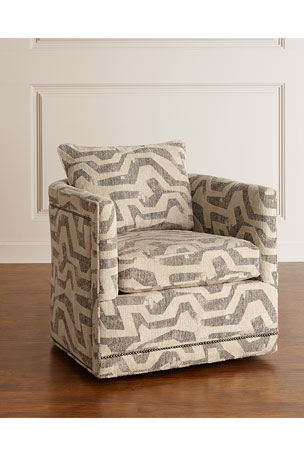 Sam Moore Patrick Swivel Chair