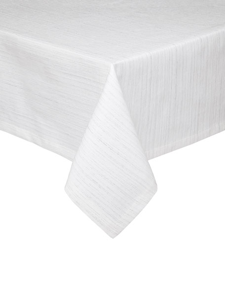 """Mode Living Vail Tablecloth, 70"""" x 162"""""""