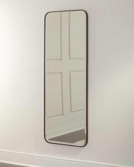 Shaped Dress Mirror