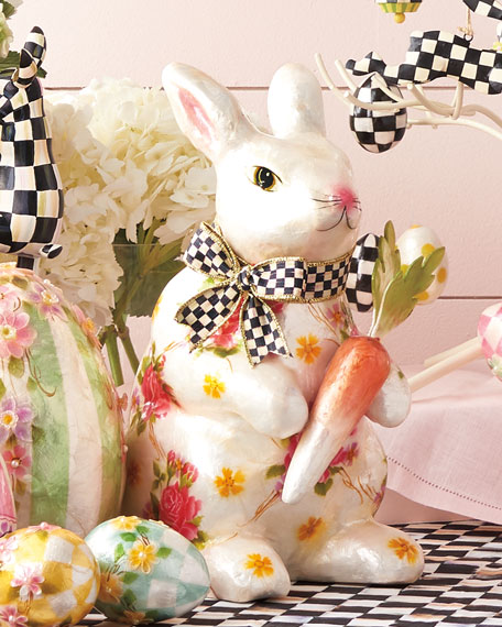 MacKenzie-Childs Hopper Bunny