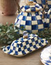 MacKenzie-Childs Royal Check Butter Box