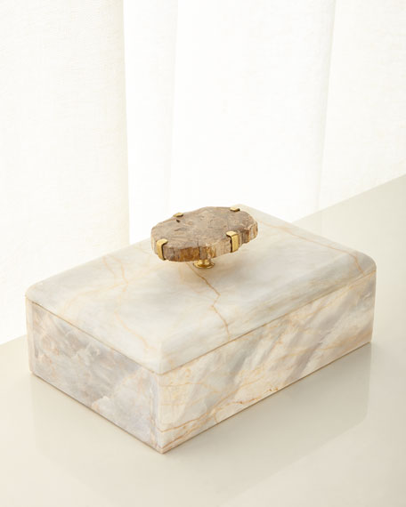 Century Marble Box