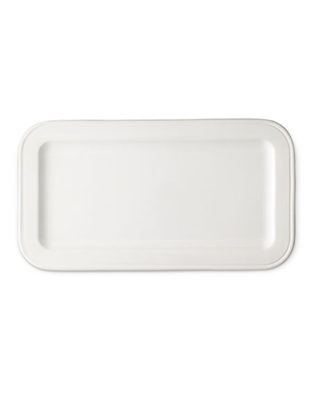Match Convivio Ceramic Rectangular Tray