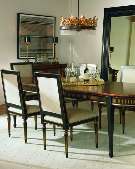 Image 1 of 2: Century Furniture Barrington Dining Side Chair