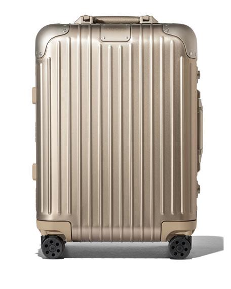 Rimowa Original Cabin Spinner Luggage