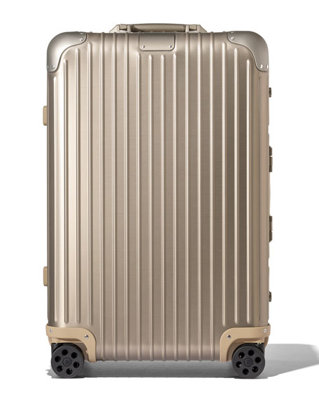 Image 1 of 2: Rimowa Original Check-In M Spinner Luggage