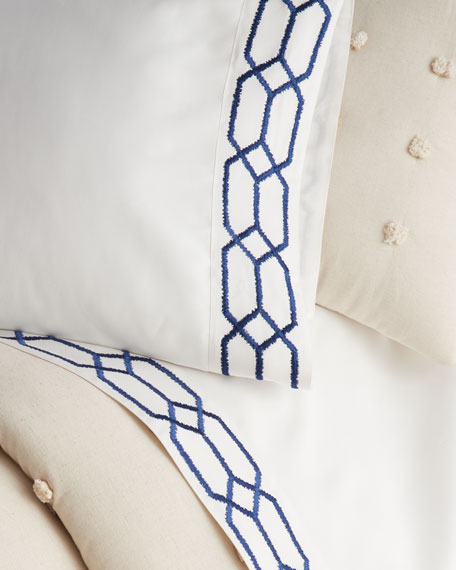 Amity Home Tucker Standard Pillowcases, Set of 2