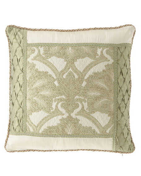 Austin Horn Collection Anastasia Decorative Pillow