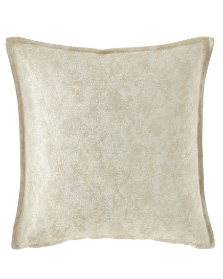 Fino Lino Linen & Lace Luxe Throw Pillow
