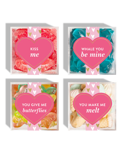 For My Sweet Cube Bundle  Set of 4