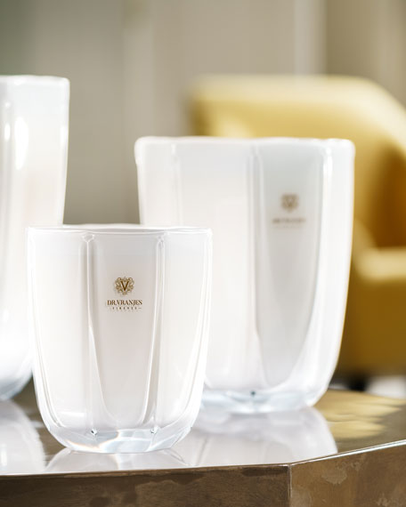 Dr. Vranjes Ginger Lime White Candle, 1000g./ 35.27 oz